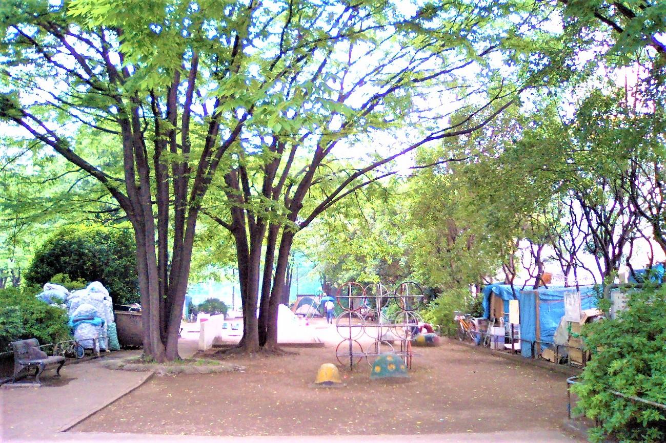 記事宮下公園 取壊/再開発のイメージ画像