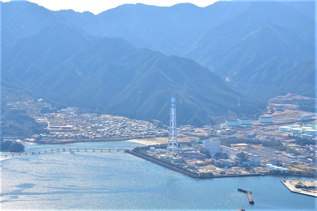 記事旧尾鷲三田火力発電所_点滅灯 消灯 のイメージ画像