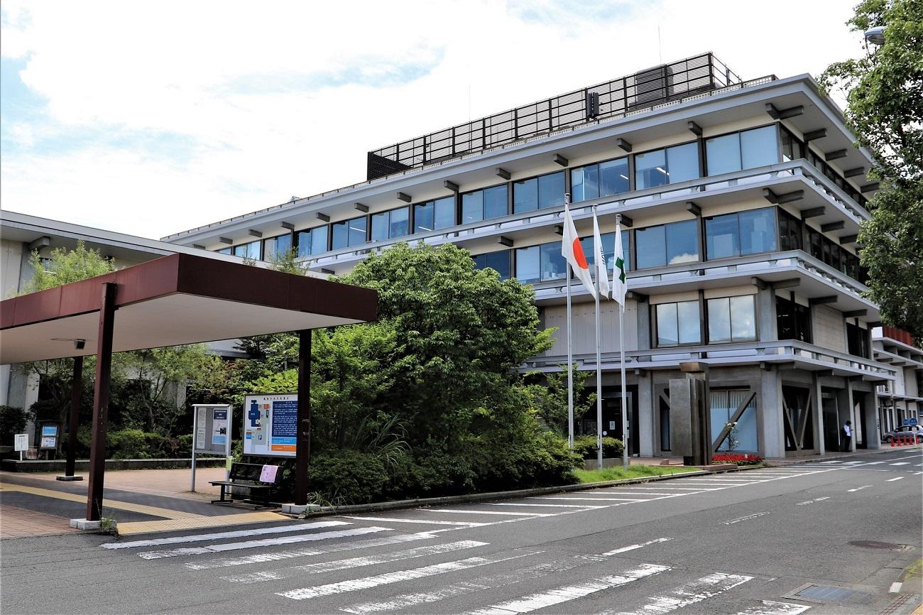 記事鎌倉市役所 機能移転かのイメージ画像