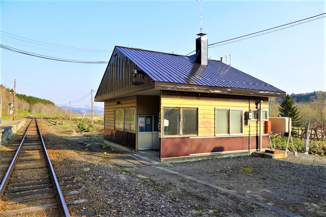 記事宗谷本線 豊清水駅 廃駅かのイメージ画像