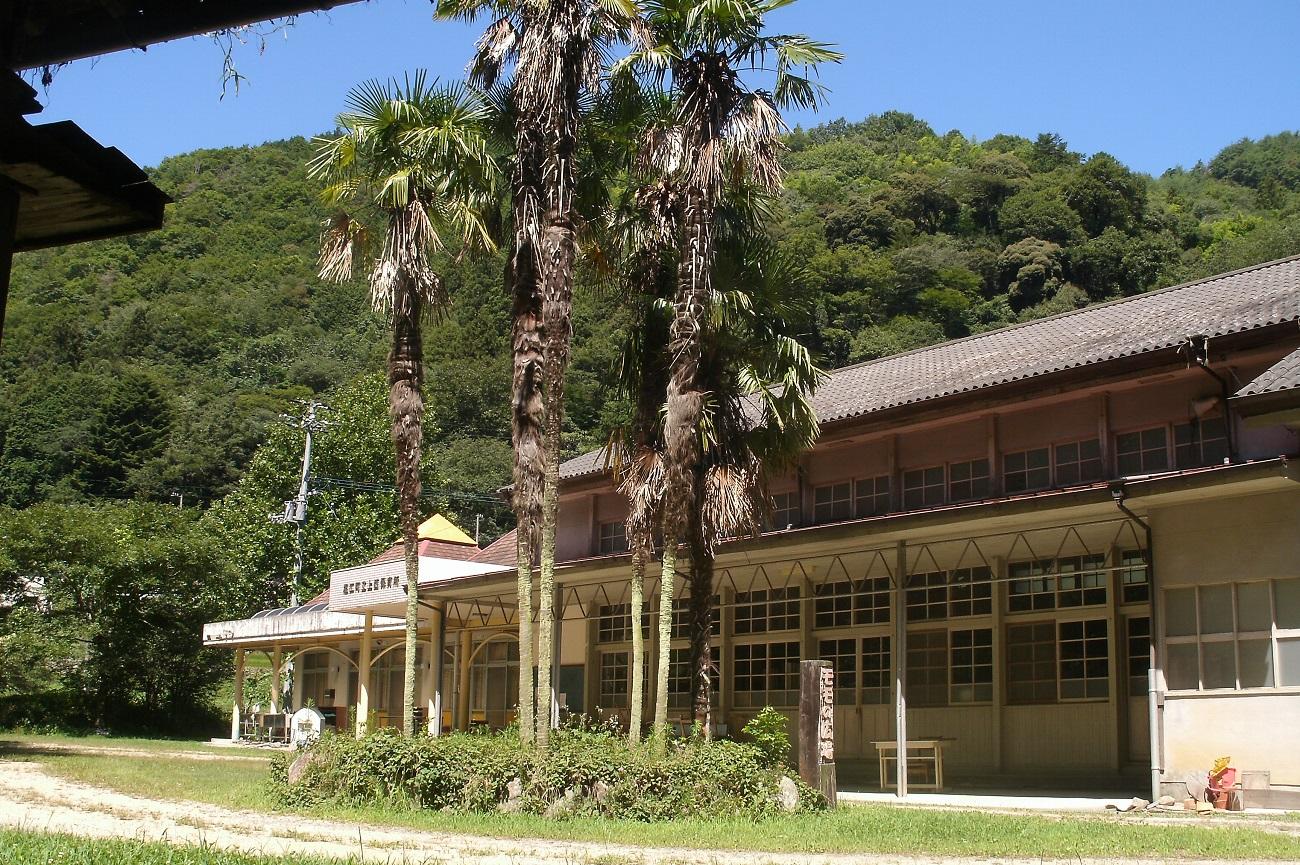 記事塩江町立上西中学校 閉校のイメージ画像