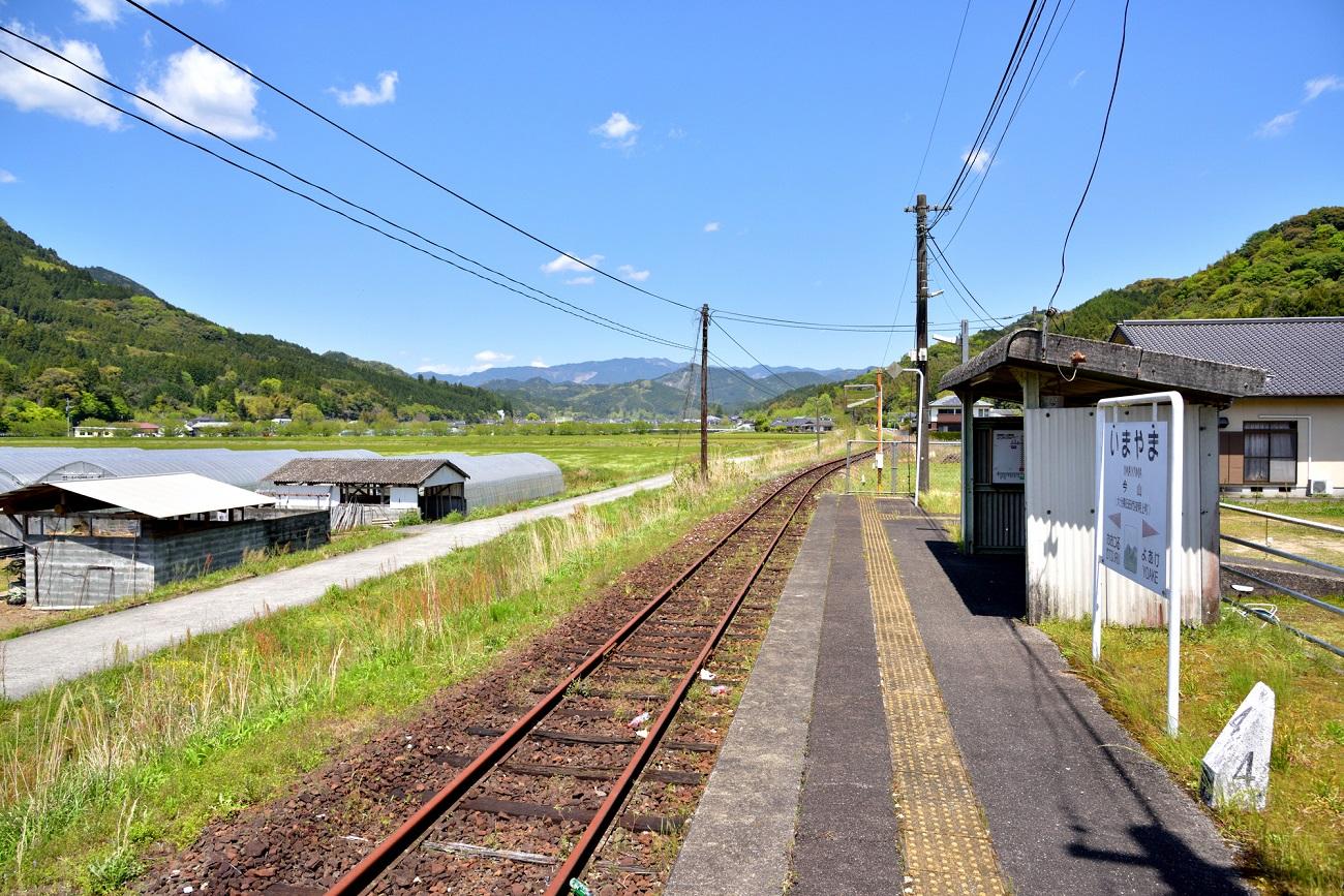 記事日田彦山線 今山駅 廃駅かのイメージ画像