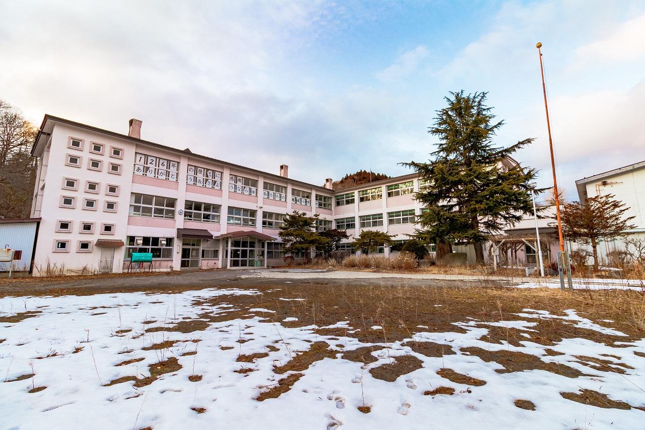 記事函館市立亀尾小学校 閉校のイメージ画像
