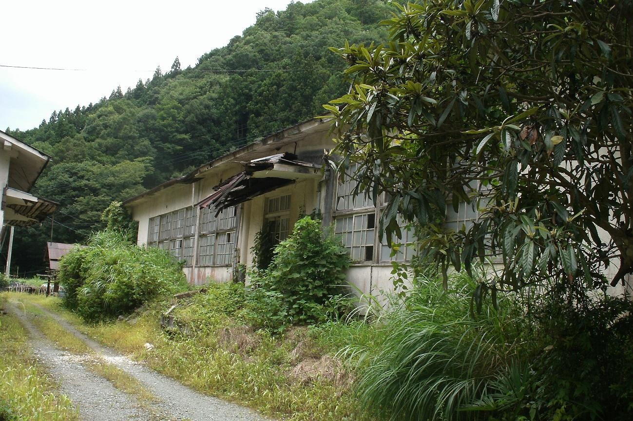 記事河辺村立北平中学校 閉校のイメージ画像