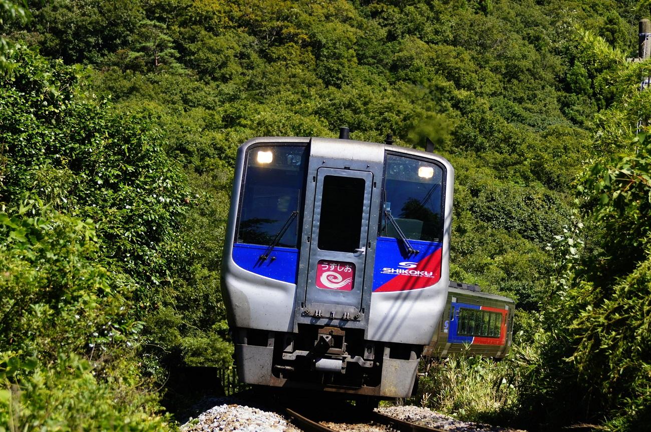 記事:高徳線 N2000系 うずしお 引退のイメージ画像