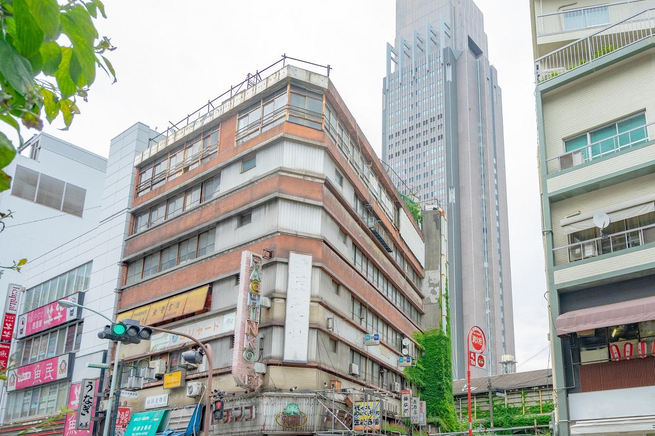 記事代々木会館 解体/取壊のイメージ画像