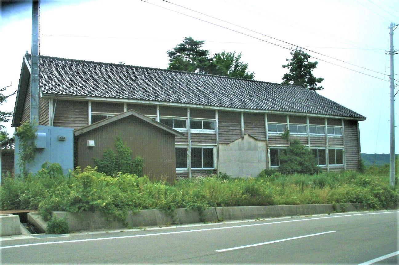 記事真野町立西三川中学校 閉校のイメージ画像