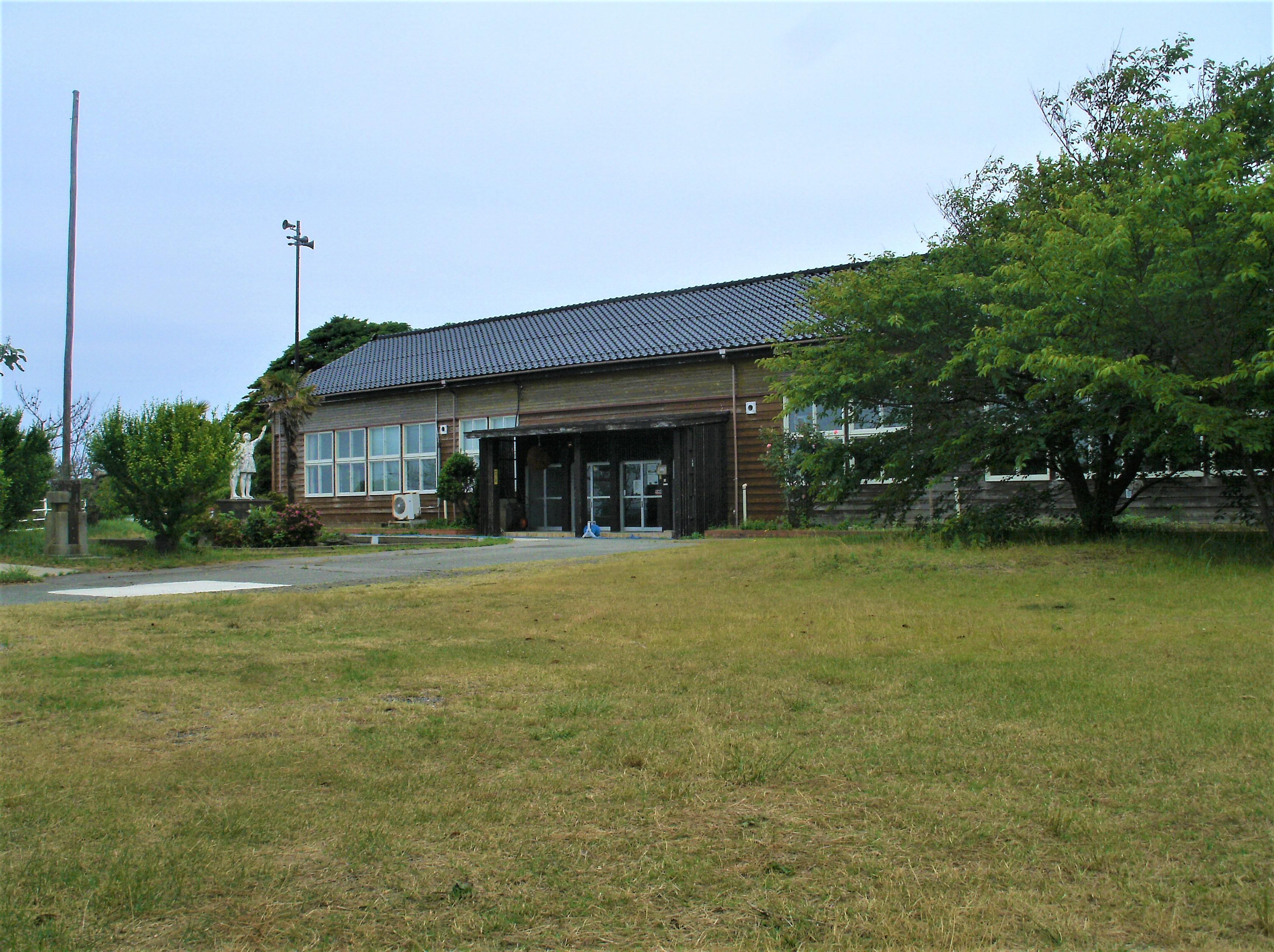 記事佐渡市立西三川小学校 閉校のイメージ画像