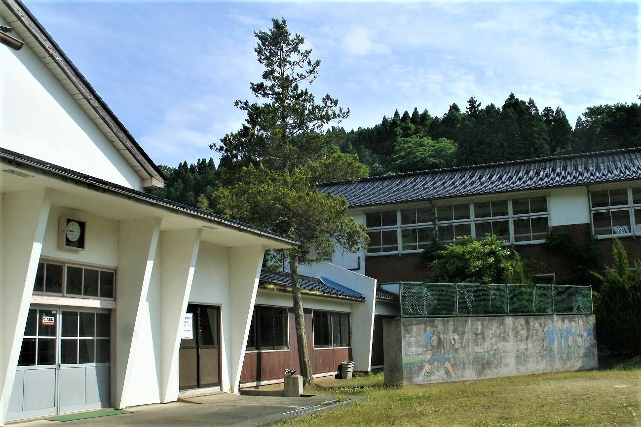 記事佐渡市立小倉小学校 閉校のイメージ画像