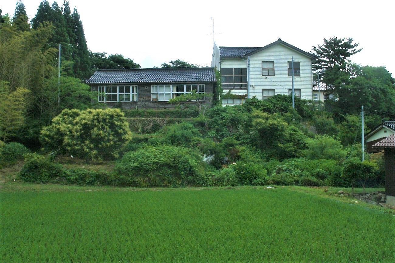 記事佐渡市立浦川小学校 閉校のイメージ画像