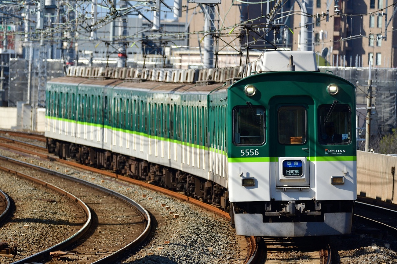 記事多扉車「京阪5000系」 引退のイメージ画像