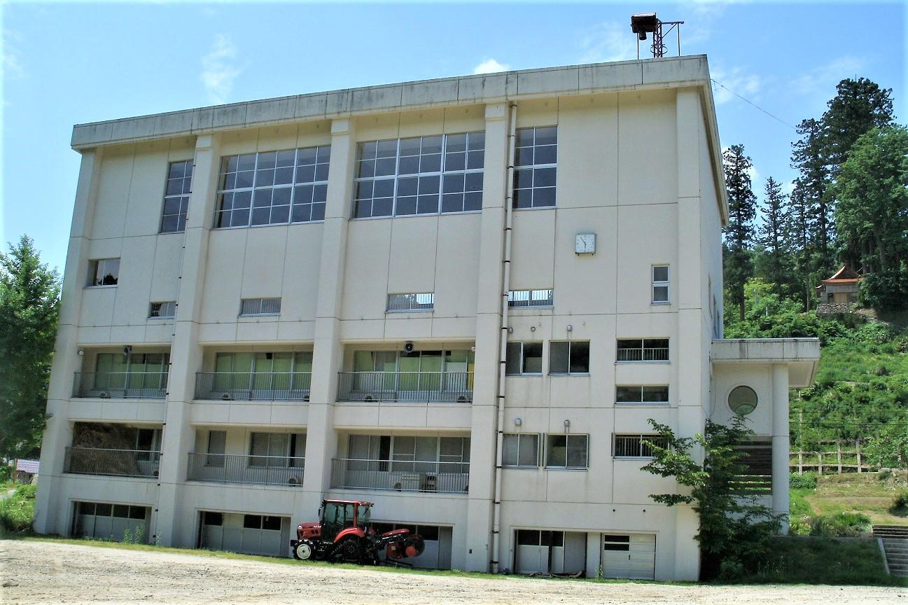 記事栃尾市立半蔵金小学校 閉校のイメージ画像