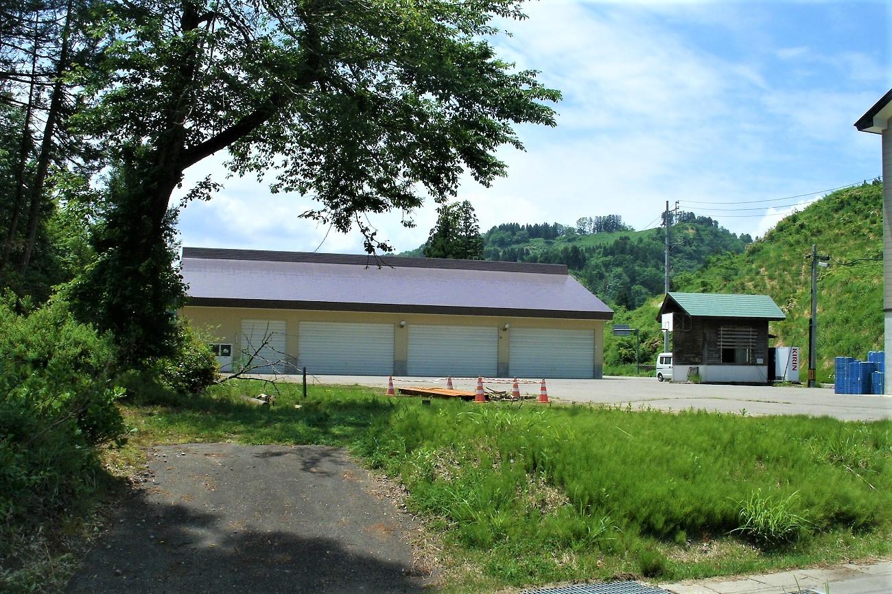 記事山古志村立池谷小学校 第二校舎 解体のイメージ画像