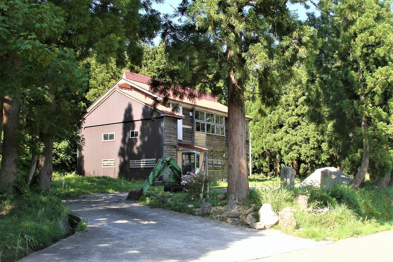 記事糸魚川市立蒲池小学校 閉校のイメージ画像
