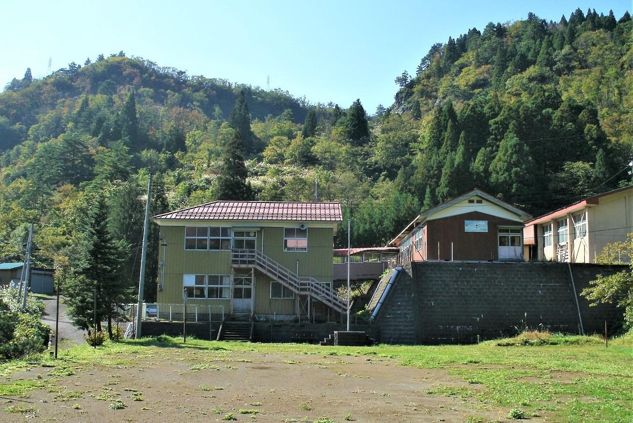 記事糸魚川市立山之坊小学校 閉校のイメージ画像