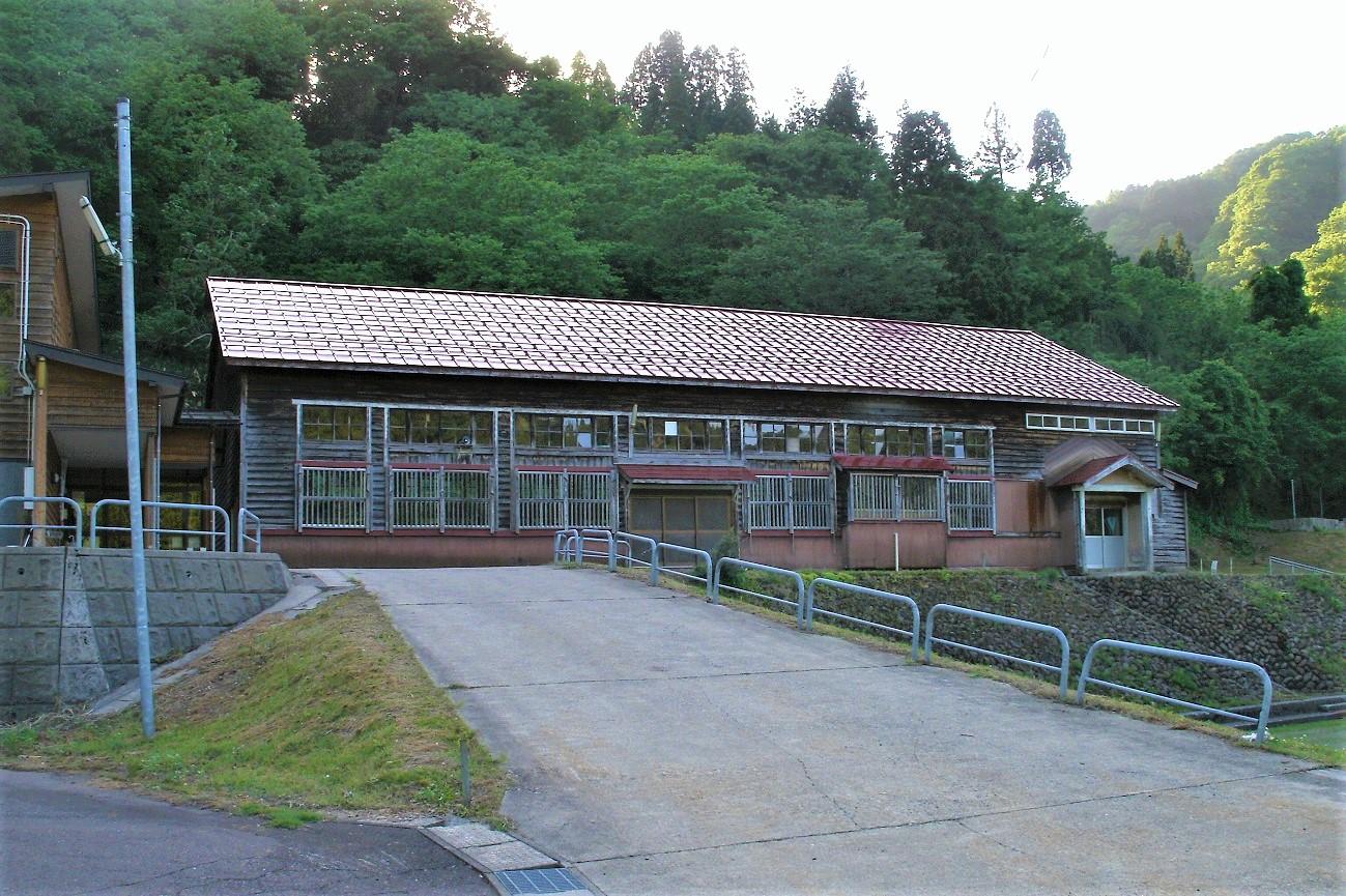 記事名立町立上名立小学校 閉校のイメージ画像