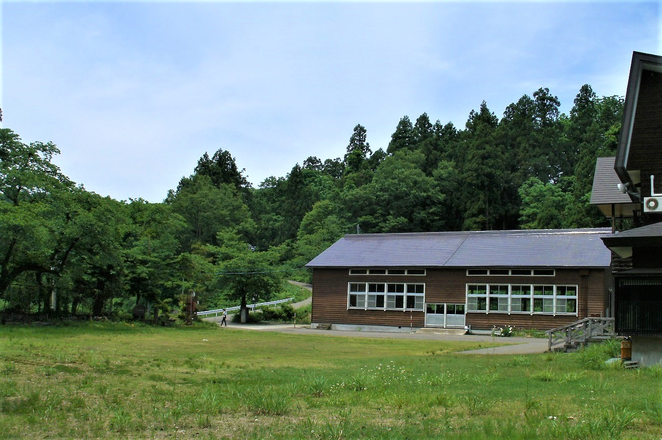記事牧村立川上小学校 閉校のイメージ画像