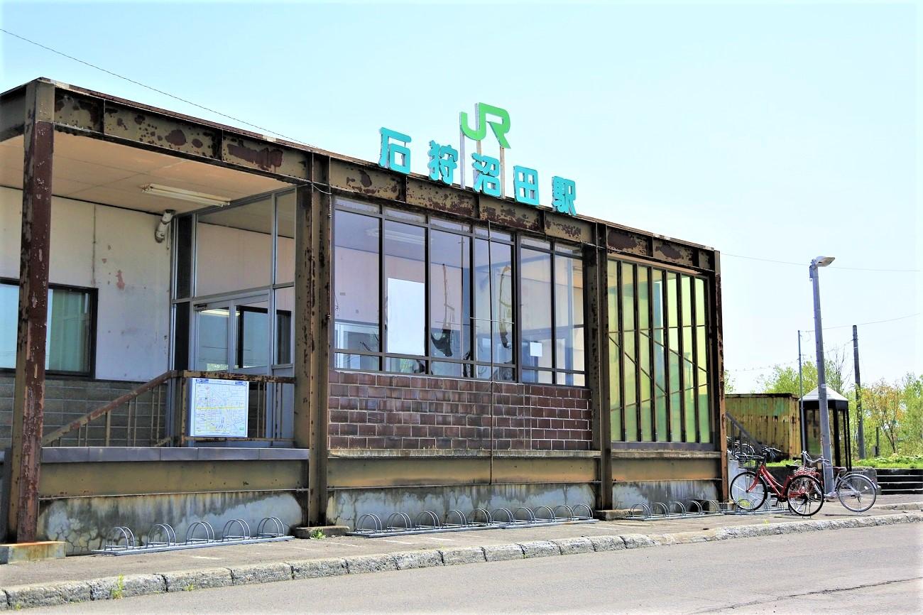 記事留萌本線 石狩沼田駅 廃駅かのイメージ画像