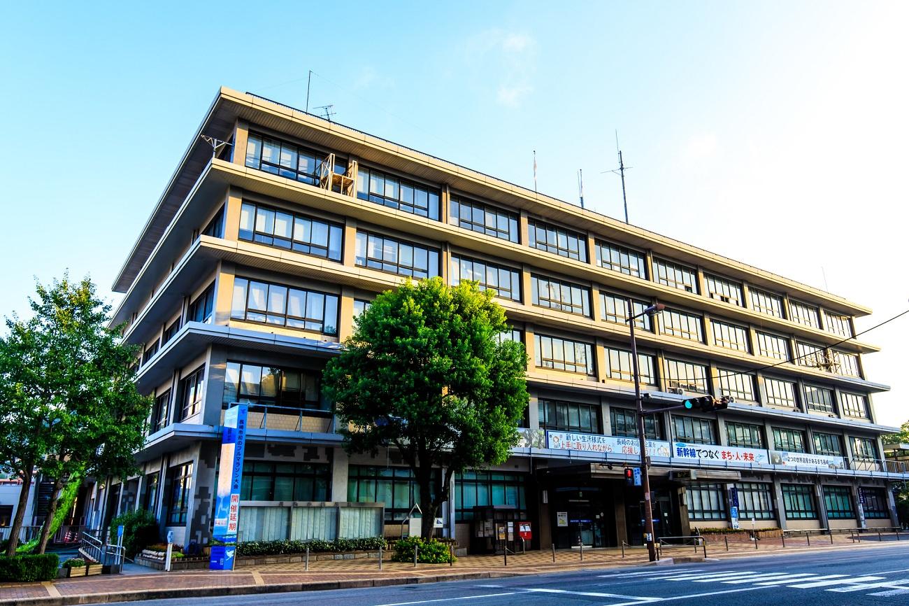 記事長崎市役所庁舎 移転のイメージ画像