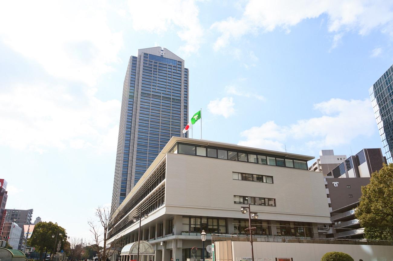 記事神戸市役所 2号館 解体/取壊のイメージ画像