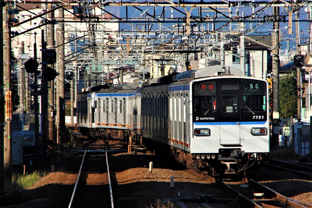 記事:相模鉄道 新7000系 引退のイメージ画像