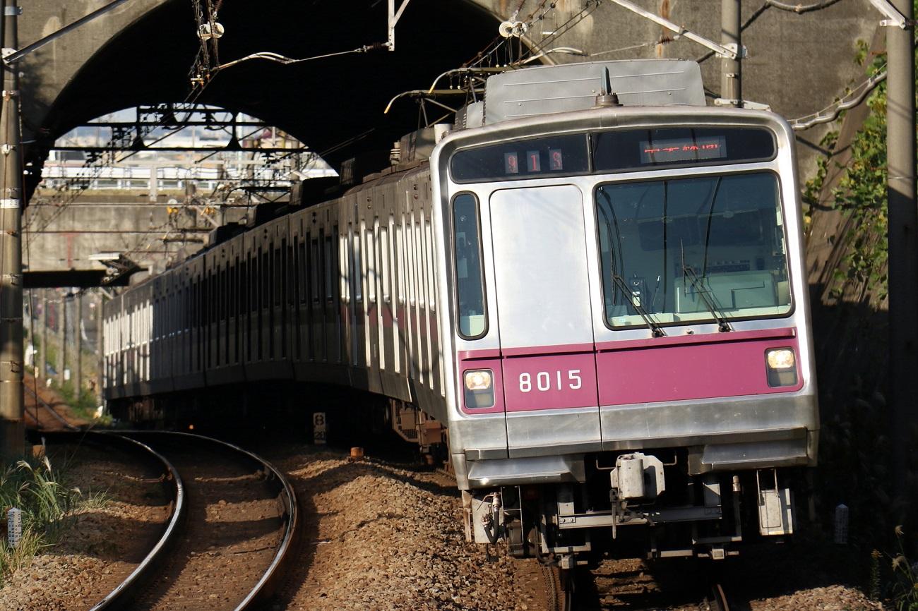 記事東京メトロ 8000系 引退のイメージ画像