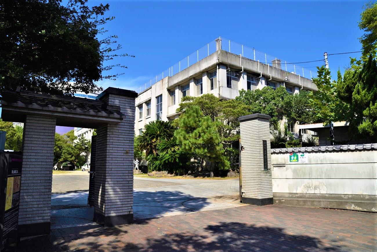 記事旧岡山市立内山下小学校 閉校のイメージ画像