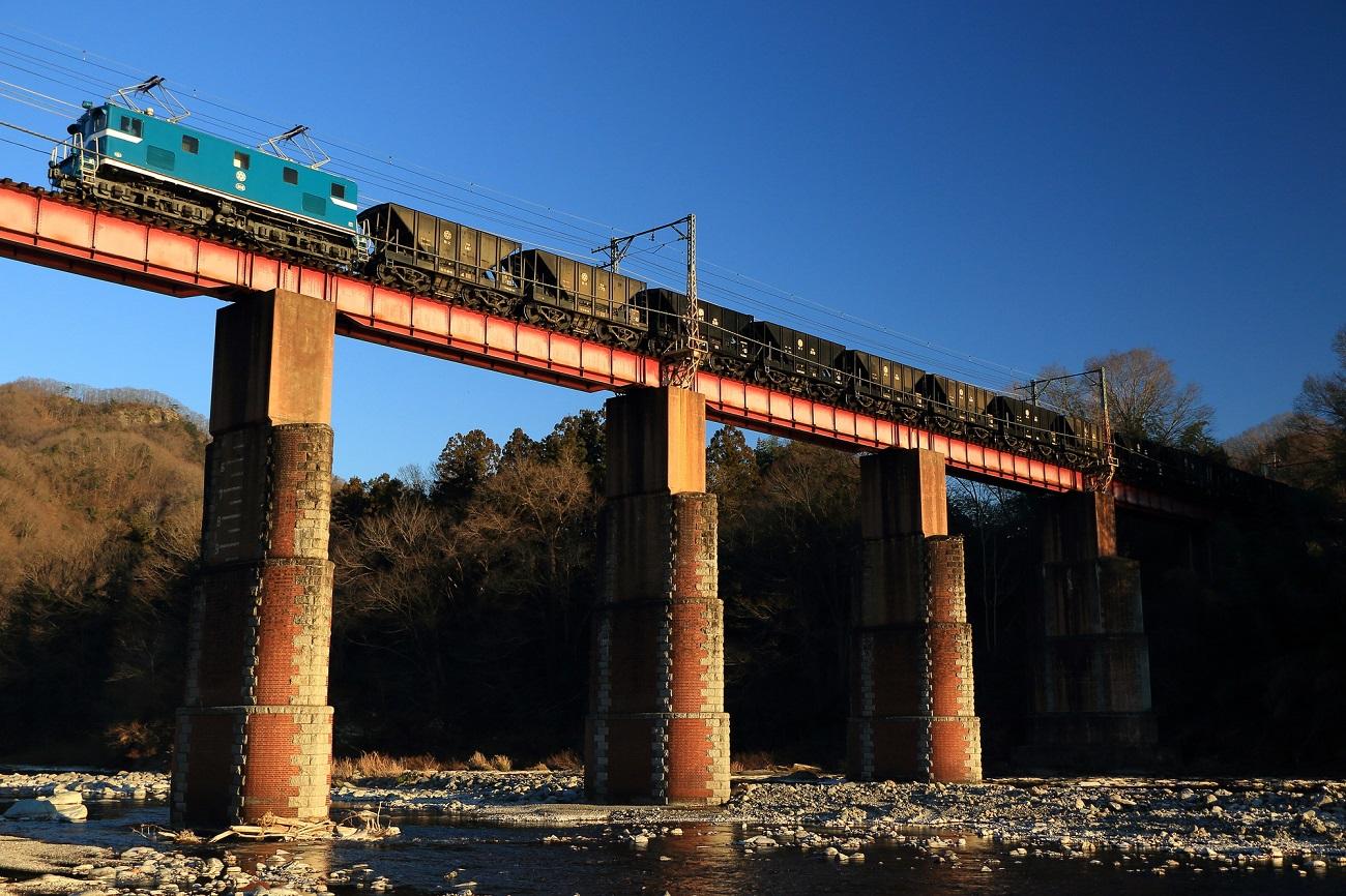 記事秩父鉄道 デキ108号 引退のイメージ画像