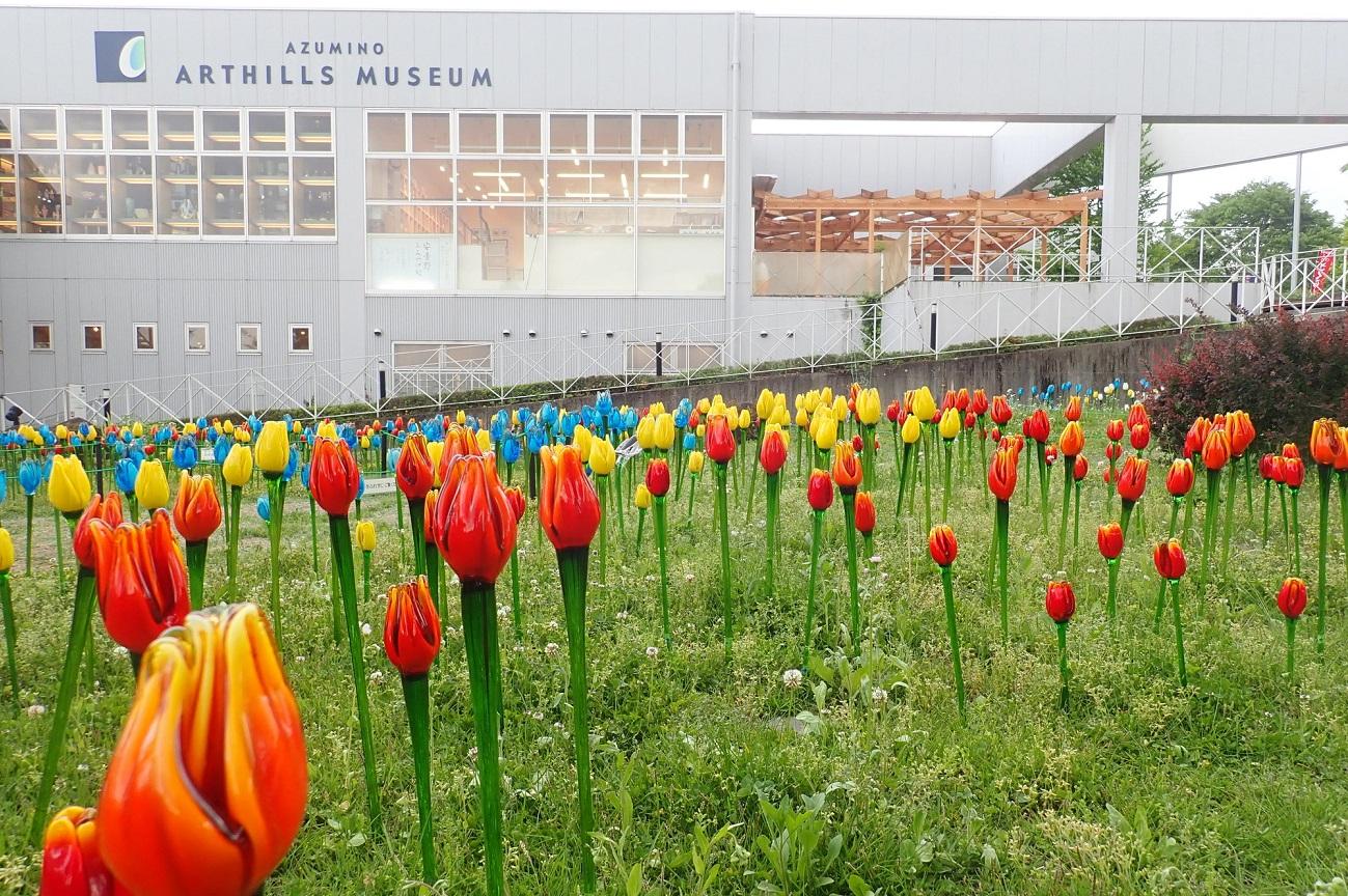 記事安曇野アートヒルズミュージアム 閉館のイメージ画像