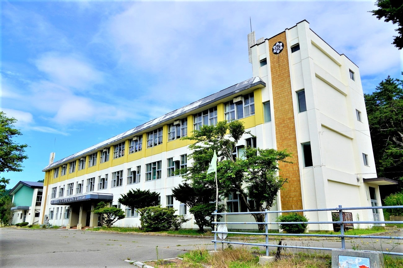 函館市立日新小学校