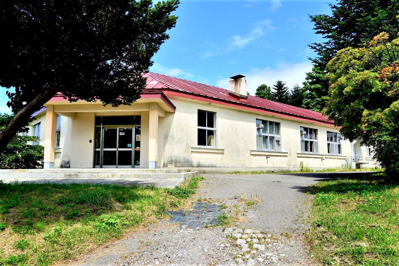 戸井西小学校