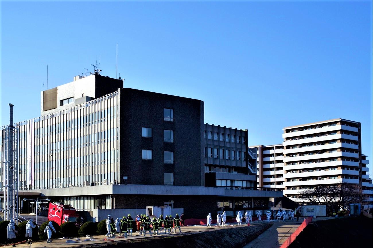 記事志木市役所庁舎 解体/取壊のイメージ画像