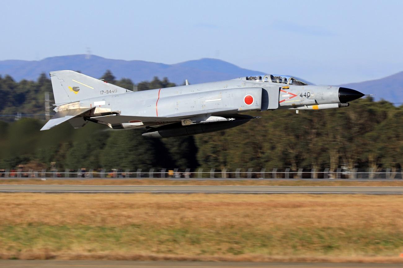 記事F-4ファントム 440号機[愛称シシマル] 退役のイメージ画像