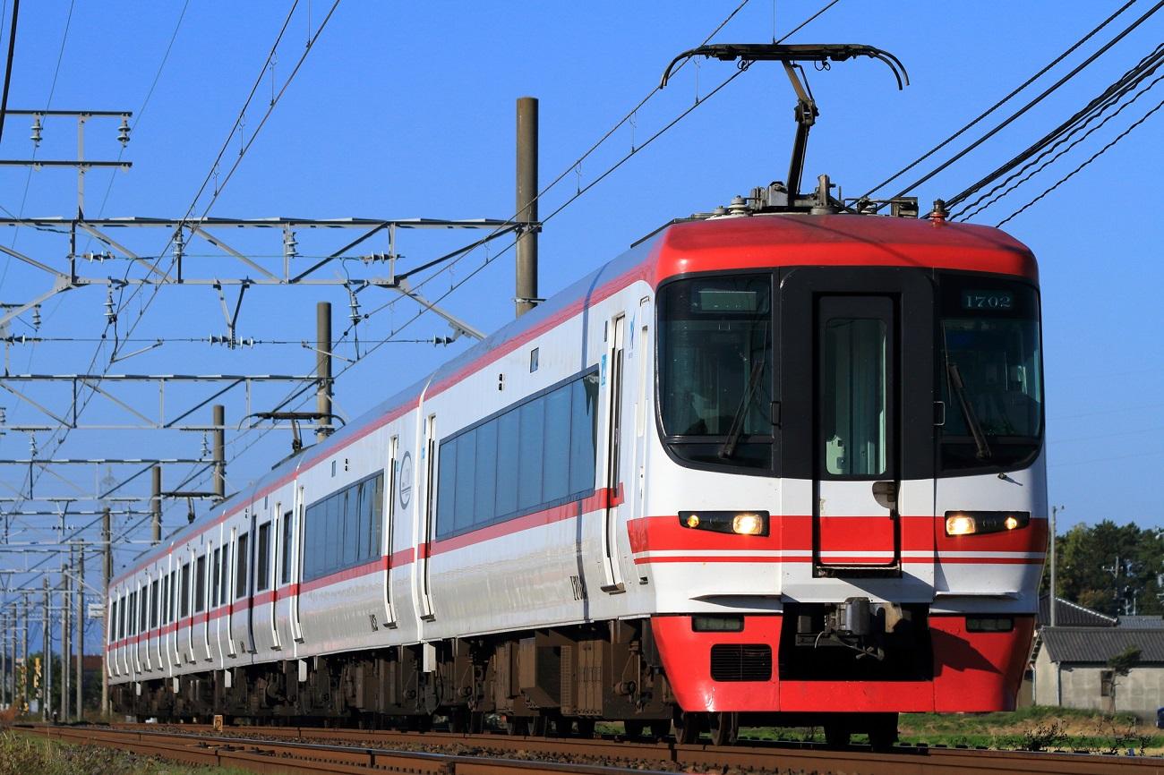 記事名古屋鉄道1700系 引退のイメージ画像