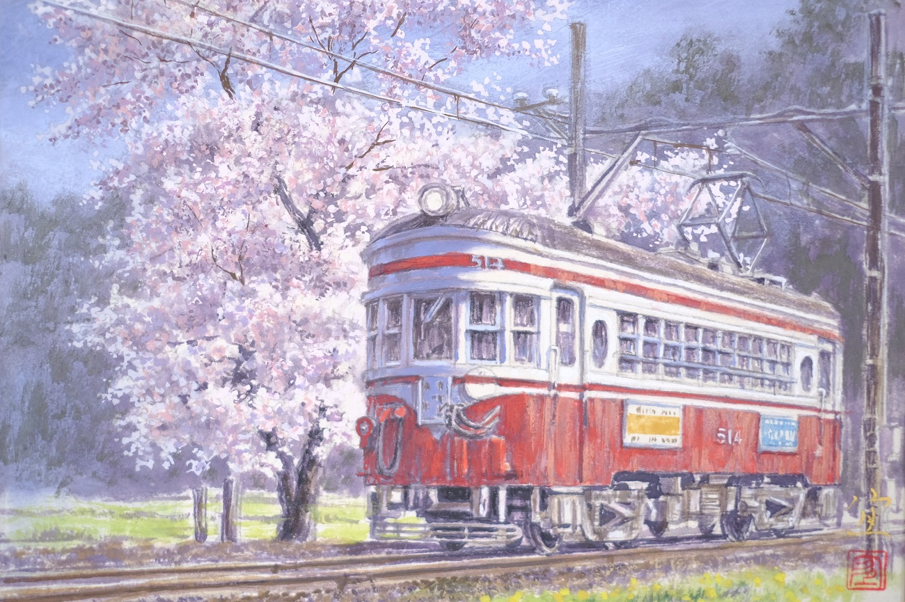 記事名古屋鉄道 谷汲線 廃線のイメージ画像