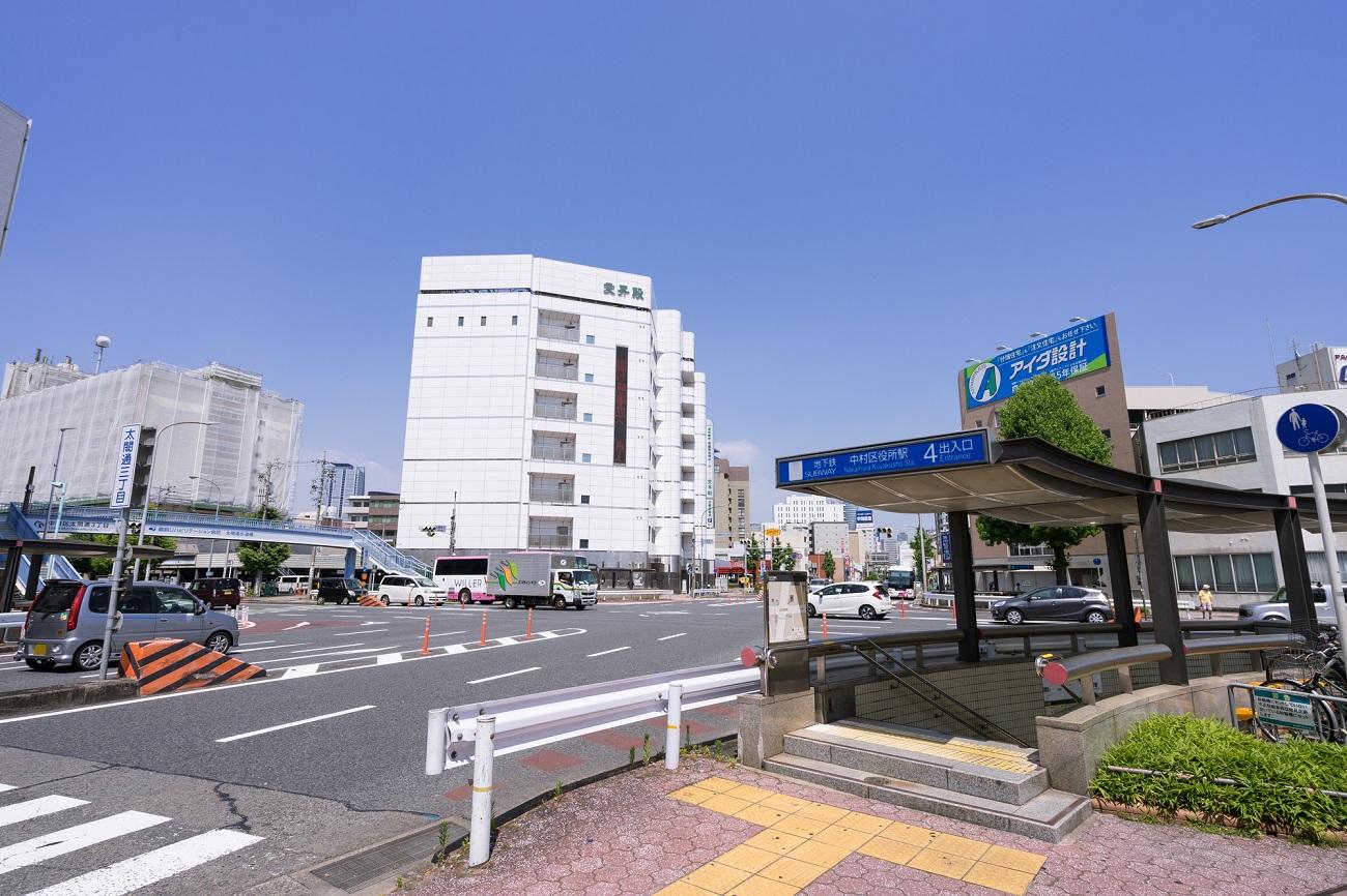 記事桜通線 中村区役所駅 名称変更のイメージ画像