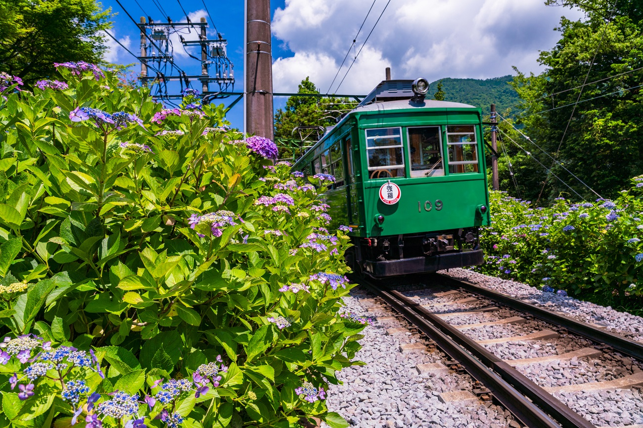記事箱根登山鉄道 モハ2形「109号」 引退のイメージ画像