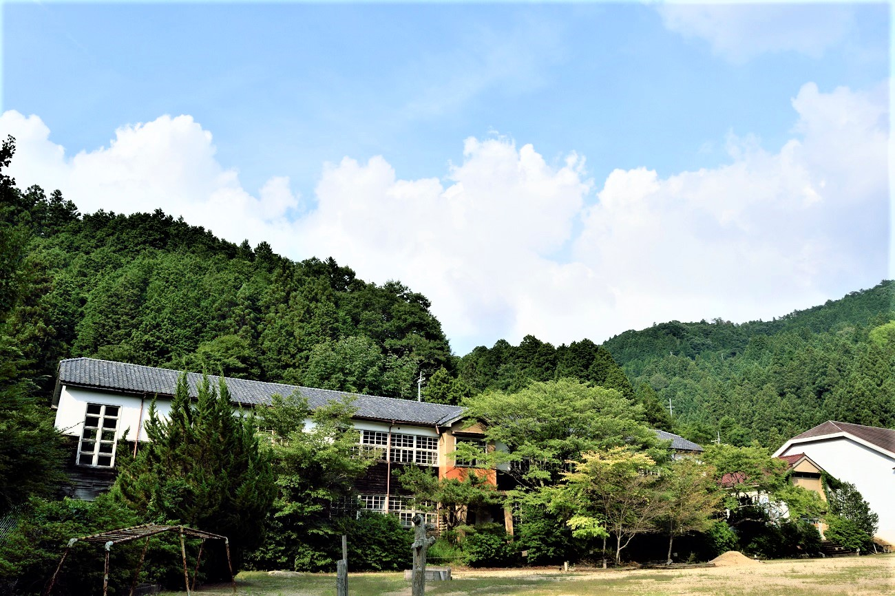 記事(旧)下市町立丹生小学校 廃校/取壊のイメージ画像