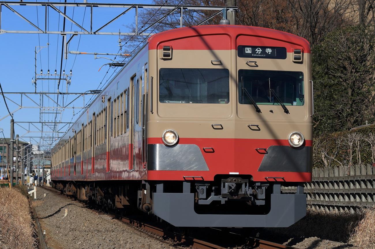記事西武鉄道多摩湖線 101系 引退のイメージ画像