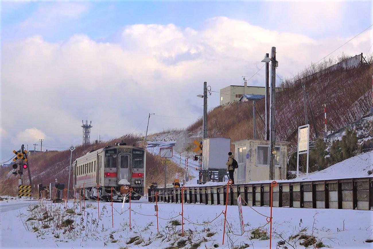記事留萌本線 瀬越駅 廃駅のイメージ画像