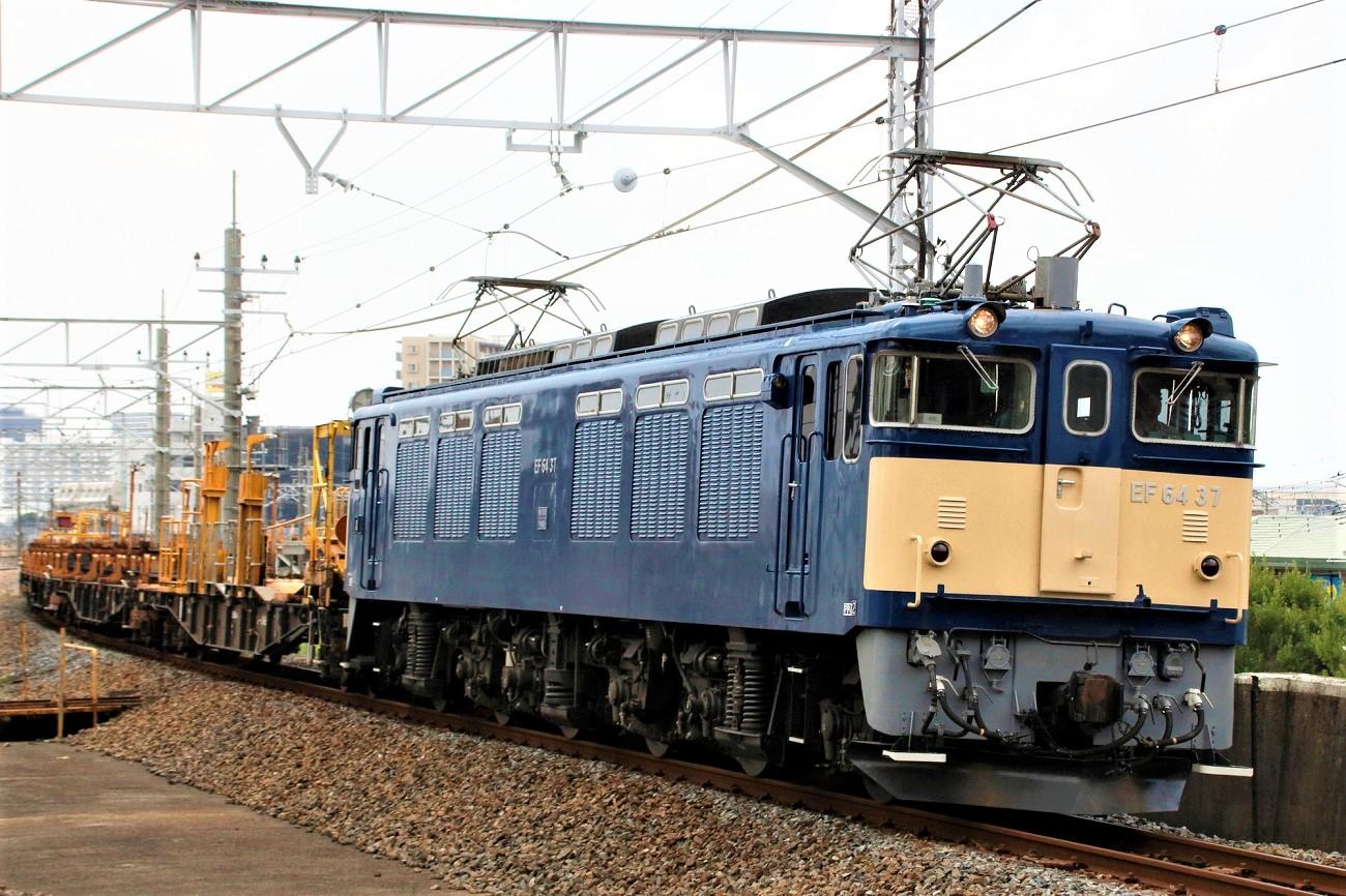 記事EF64系電気機関車37号機 退役のイメージ画像