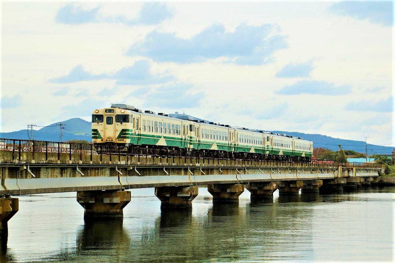 記事男鹿線 キハ40・48系 引退のイメージ画像