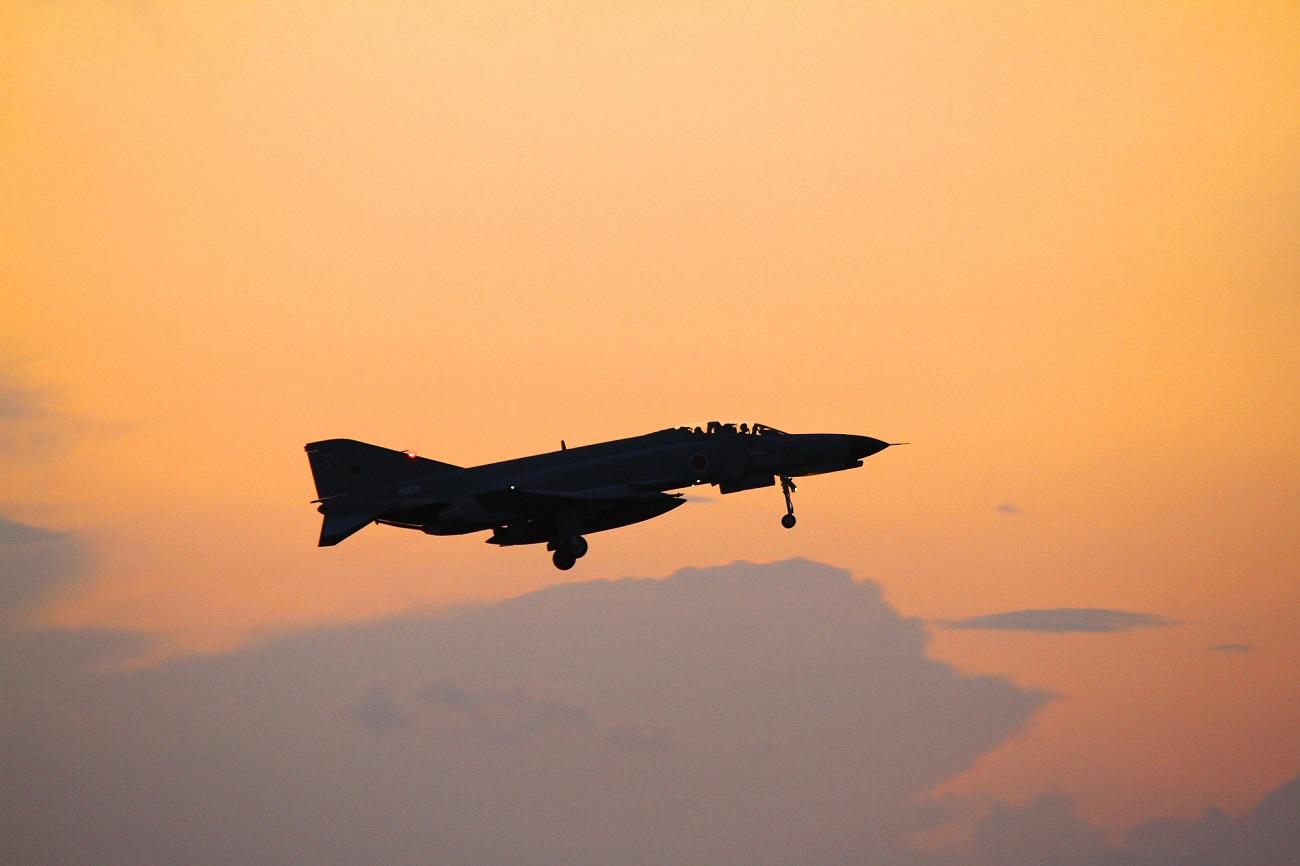 記事F-4 ファントムⅡ[F-4EJ/EJ改] 退役のイメージ画像