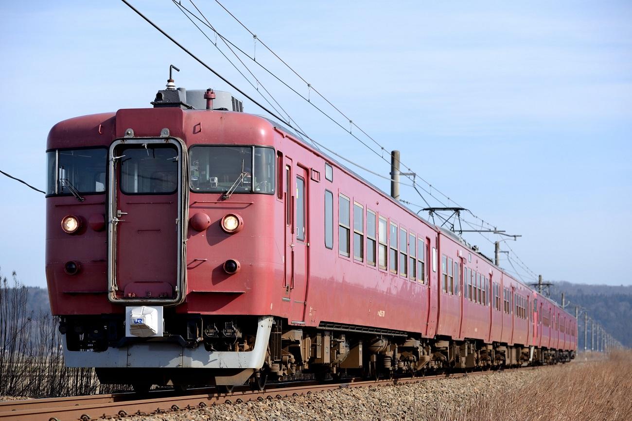 記事七尾線 413系/415系 営業運転終了のイメージ画像