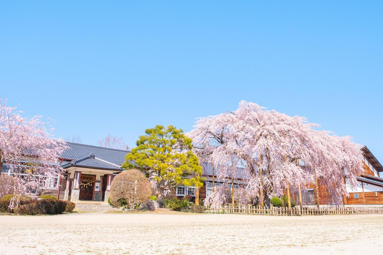 記事山本中学校杵原校舎 閉校のイメージ画像