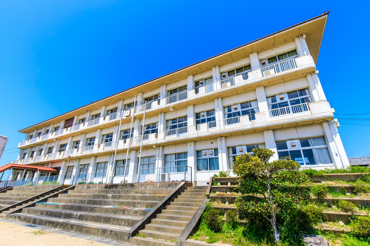 記事南島原市立蒲河小学校 閉校のイメージ画像