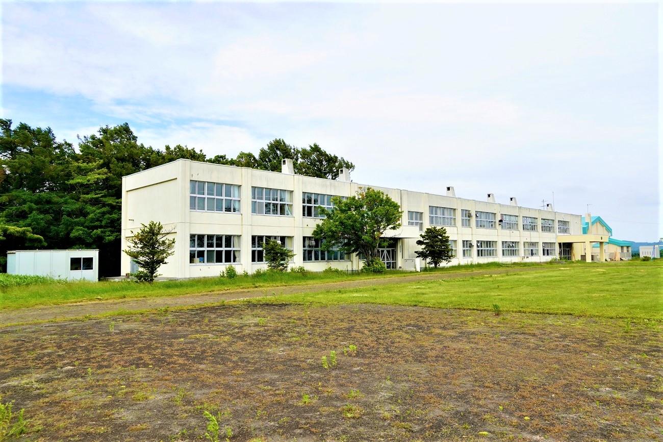 記事石狩市立聚富小学校 閉校のイメージ画像