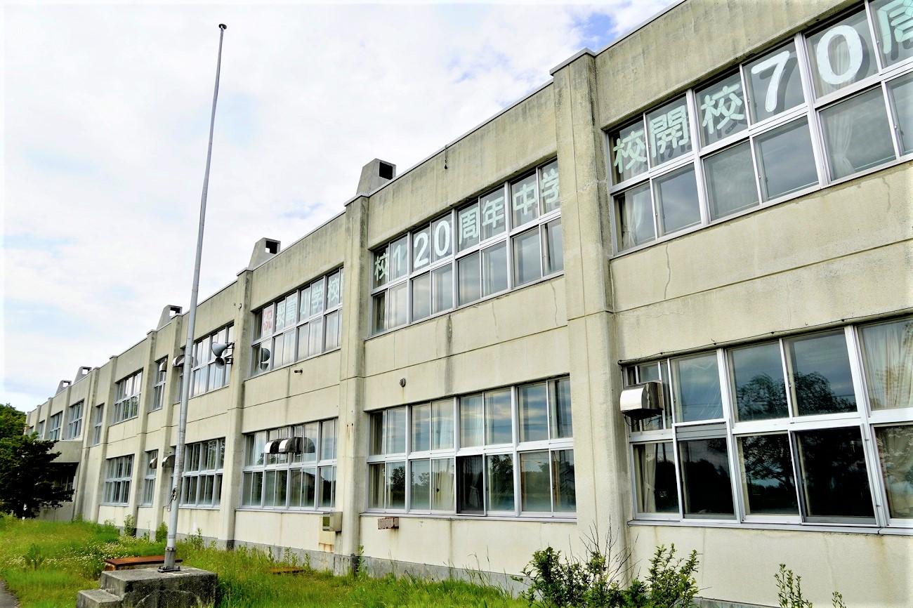 記事石狩市立聚富中学校 閉校のイメージ画像