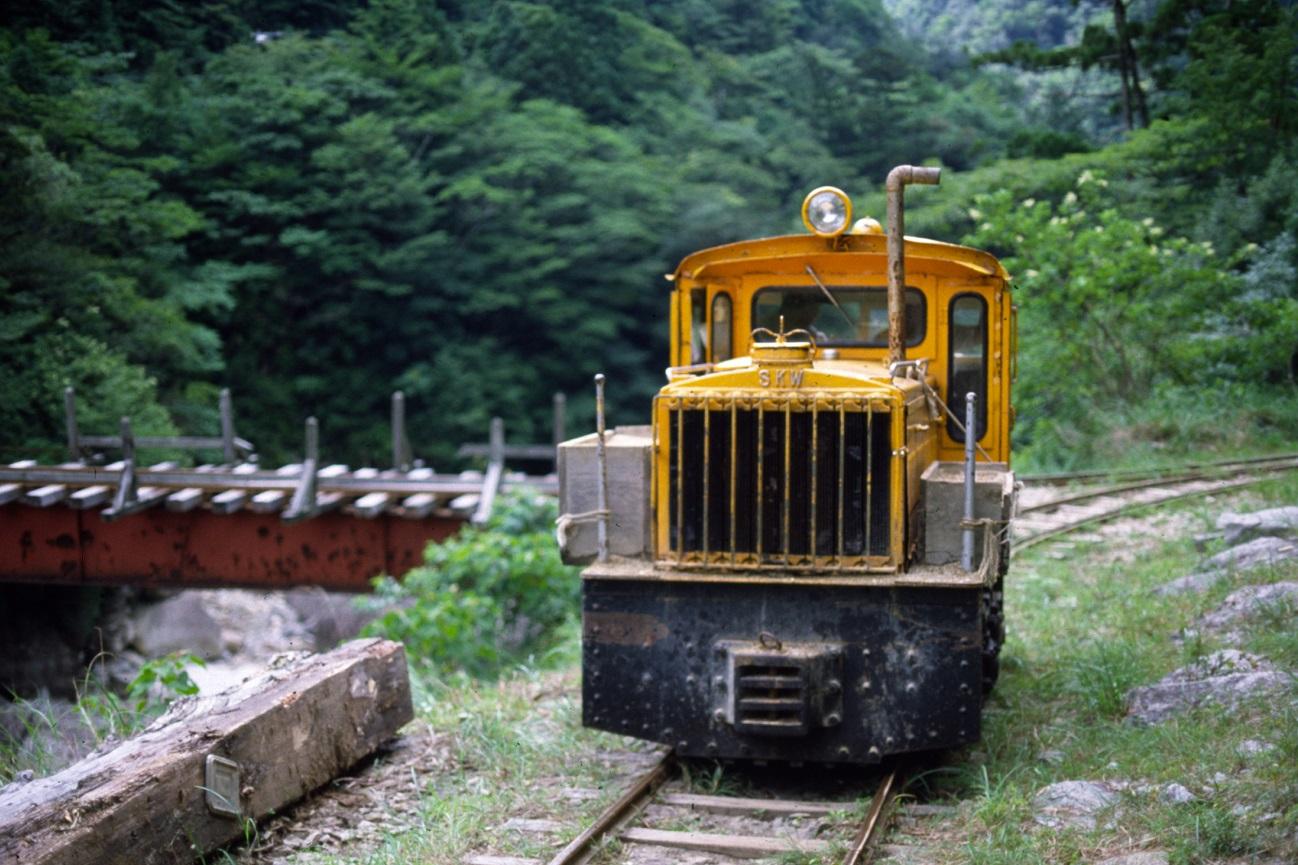 記事安房森林軌道 運行終了 のイメージ画像
