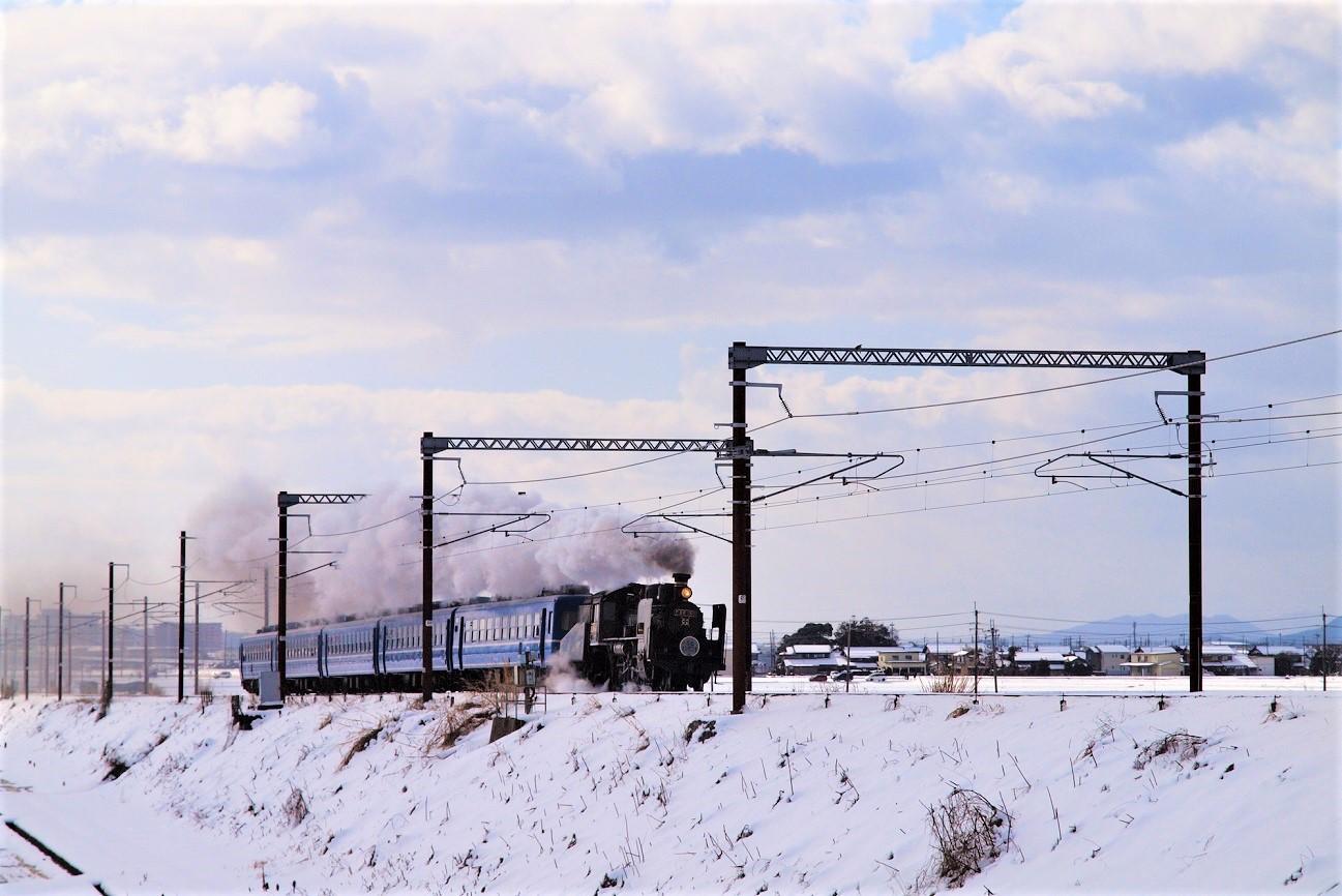 記事JR西日本 SL北びわこ号 運行終了のイメージ画像